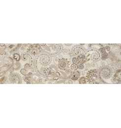 silk decor cachemir beige Декор Plaza Ceramica